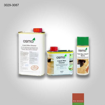 Osmo Liquid Wax Cleaner Intensive cleaning and refreshing #CraftedForLife