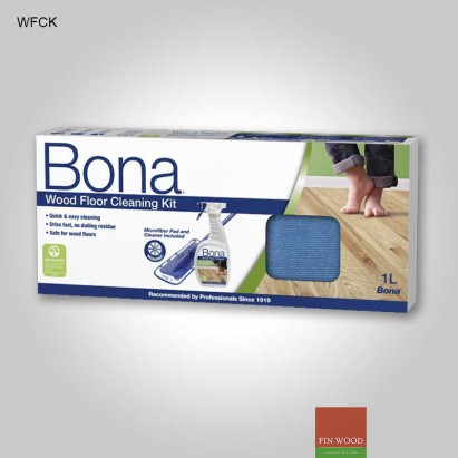 Wood Floor Cleaning Kit Bona #CraftedForLife