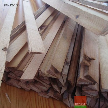 Pine Slivers - Gap Filling Floor Boards