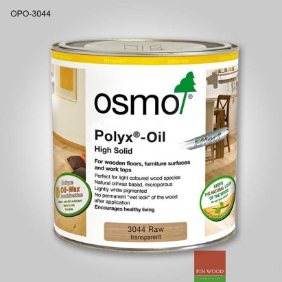 Osmo Polyx Oil Raw Effect - 3044 #CraftedForLife
