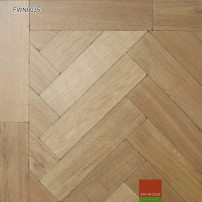 Oak Aged Parquet Oiled 400 x 100 x 19 mm #CraftedForLife