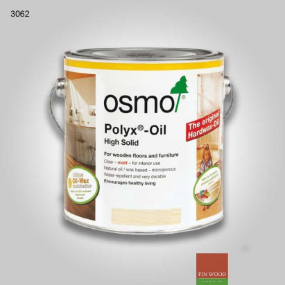 Osmo Polyx Oil High Solid #CraftedForLife