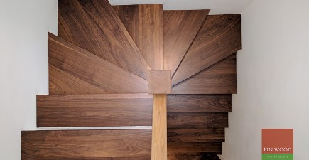 Wood Stair Cladding:  An Expert Guide