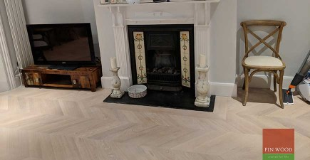 Chevron Wood Flooring Explained: An Expert Guide
