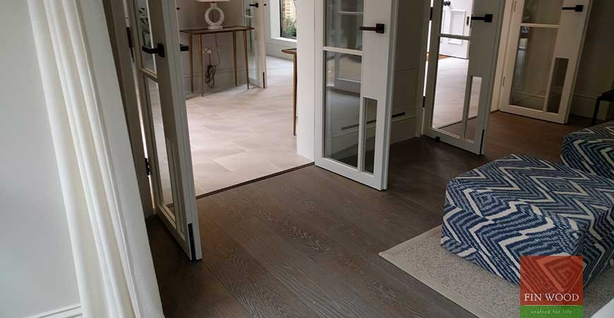 Floor Transition Ideas - Expert advice