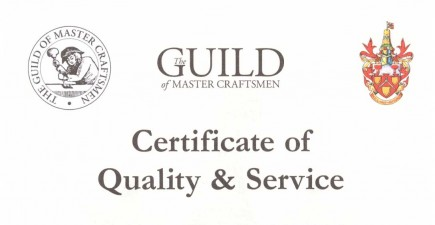 Fin Wood joins the UK's Guild of Master Craftsmen