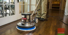 Wooden Floor Maintenance - Oil Finished Floors