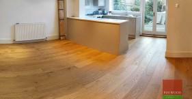Oak Engineered Wood Flooring in Wimbledon, London