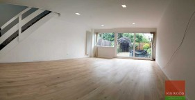 Oak Engineered Wood Floor Installation and Oil Finishing in Beckenham, London