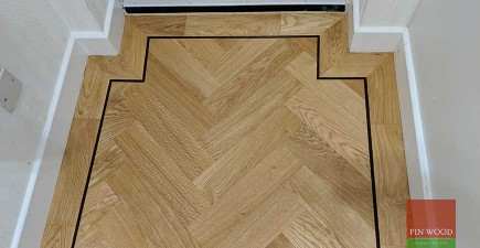1970's House Updated with Improved Subfloor & New Parquet Floor