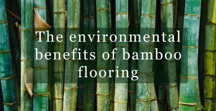 Bamboo Flooring Explained #CraftedForLife