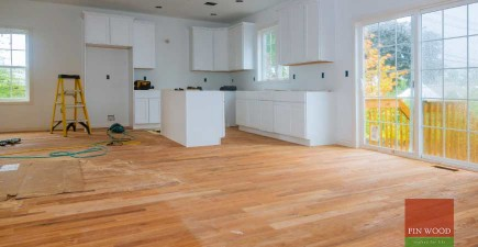 Your Complete Guide To Protecting Hardwood Flooring During Renovation Work #CraftedForLife