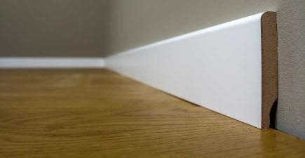 Skirting boards alternatives #CraftedForLife