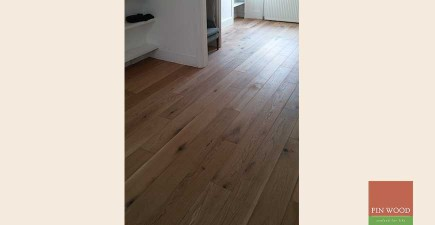 Engineered Oak Flooring in Kennington, London