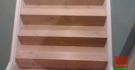 Engineered Oak Flooring in Camberwell, London #CraftedForLife