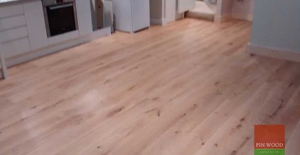 Engineered Oak Flooring in Clapham, London