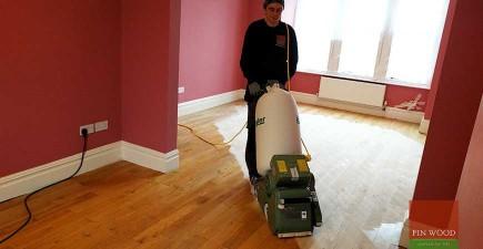 Floor sanding Balham