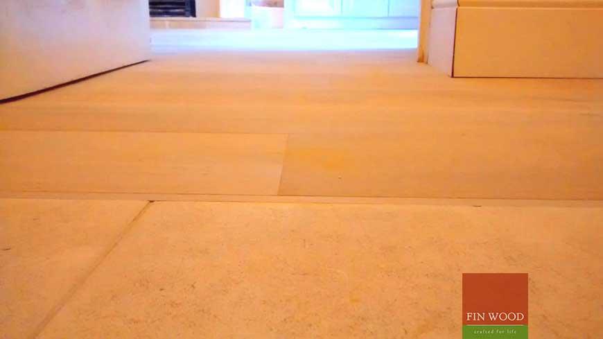 Precision finishing in wooden flooring craftmanship 17